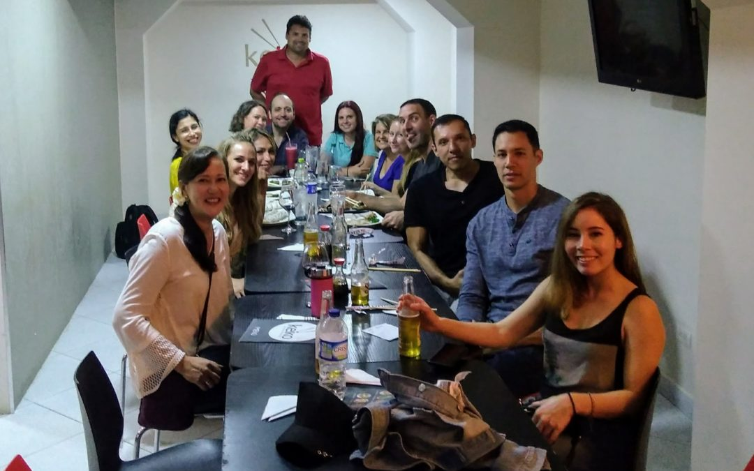 Keiko Sushi & Wok (25th Medellin Foodie Meet Up)