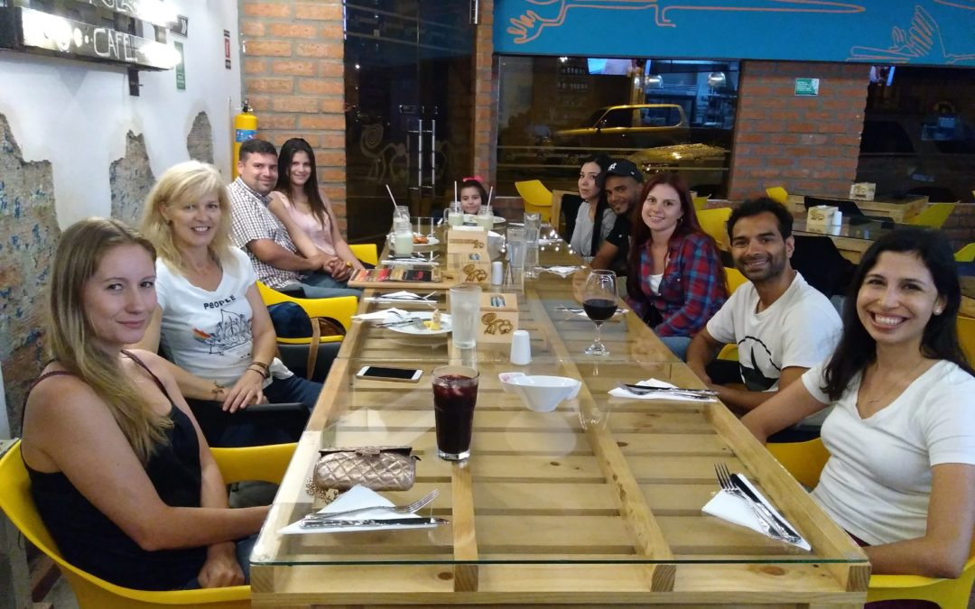 Mordisko (26th Medellin Foodie Meet Up)