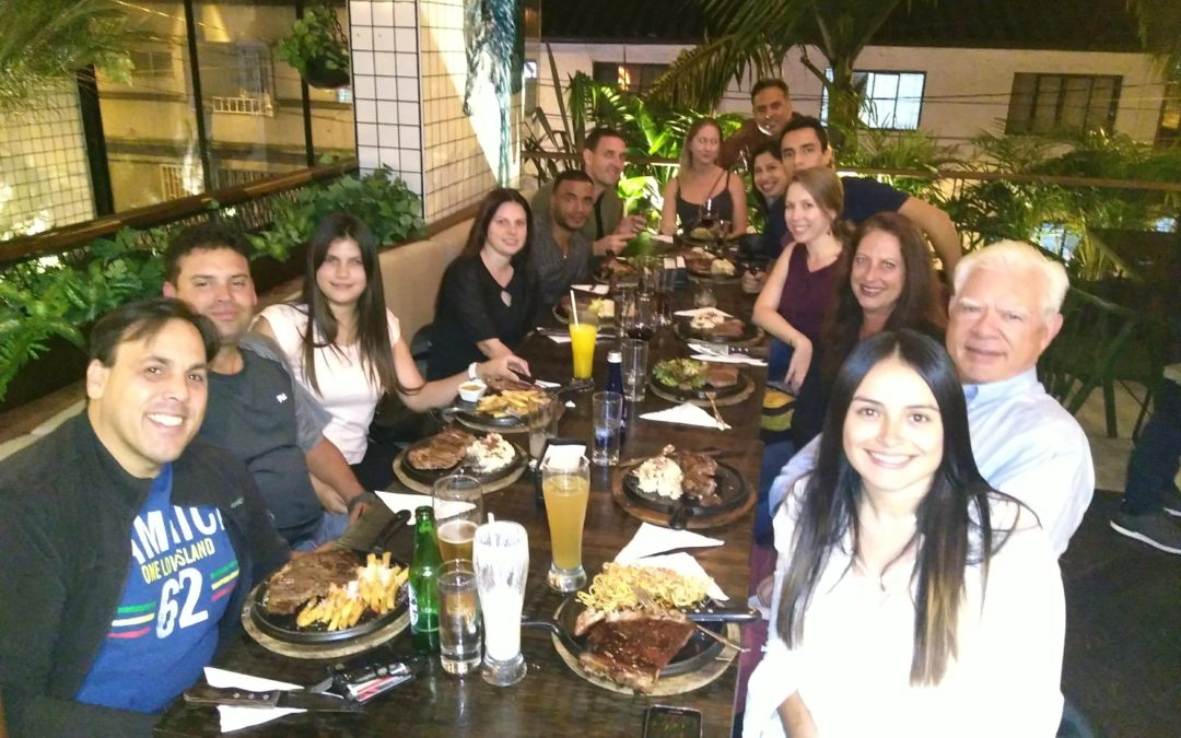 Voraz Restaurant (30th Medellin Foodie Meet Up)