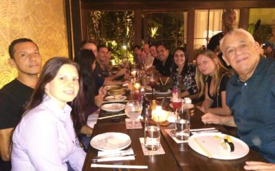 Dinner at Cuon Restaurant (33rd Medellin Foodies Meet Up)