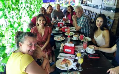Review of our Brunch at Juan Fredo Cafe (34th Medellin Foodie Meet Up)