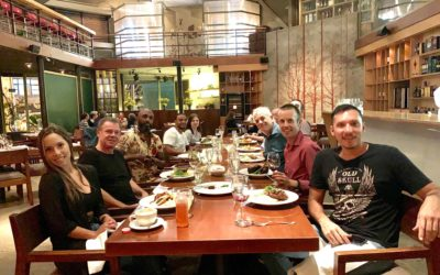 Herbario Restaurant review –  Medellin Foodie Meet Up May 2019