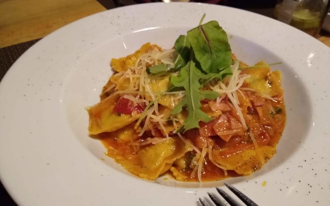 Restaurant Review Cucina Simpatica