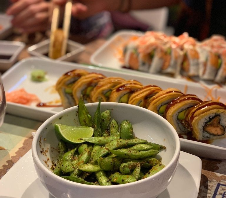 Nacionsushi: Medellin Foodies Restaurant Review